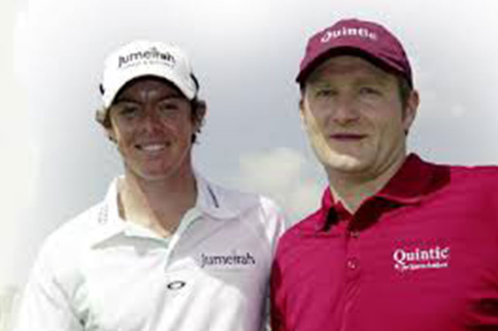 Paul and Rory