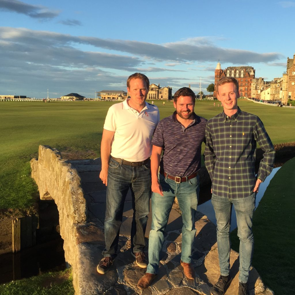Quintic - St Andrews Golf Conference
