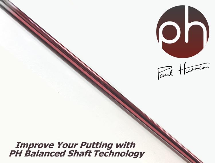 Paul Hurrion Balanced Putter Shaft